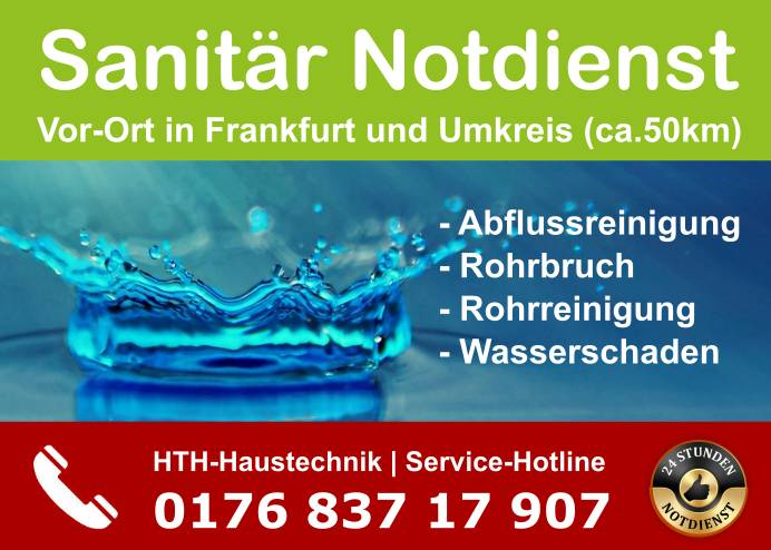 Sanitär Notdienst